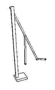 Стопоход Чебышева, механизм Чебышева