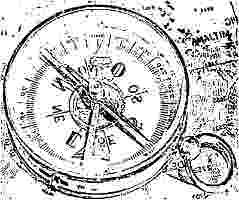 Как сделать самодельный компас