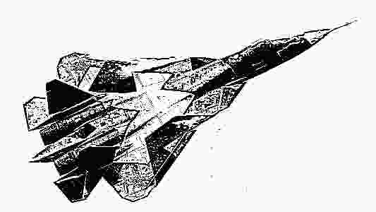 ПАК ФА (T-50) против F22/ F35