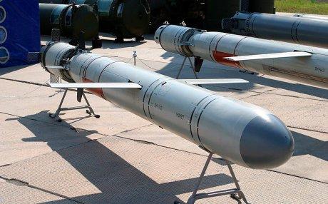 Калибр. Крылатая ракета