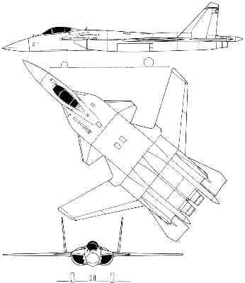 Су-47 (С-37) «Беркут»