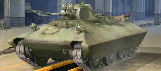 Wot blitz. Премиум танк БТ-СВ Черепаха. Обзор