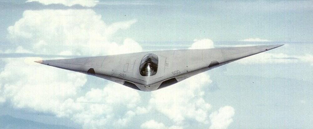 A-12 Американский перспективный штурмовик