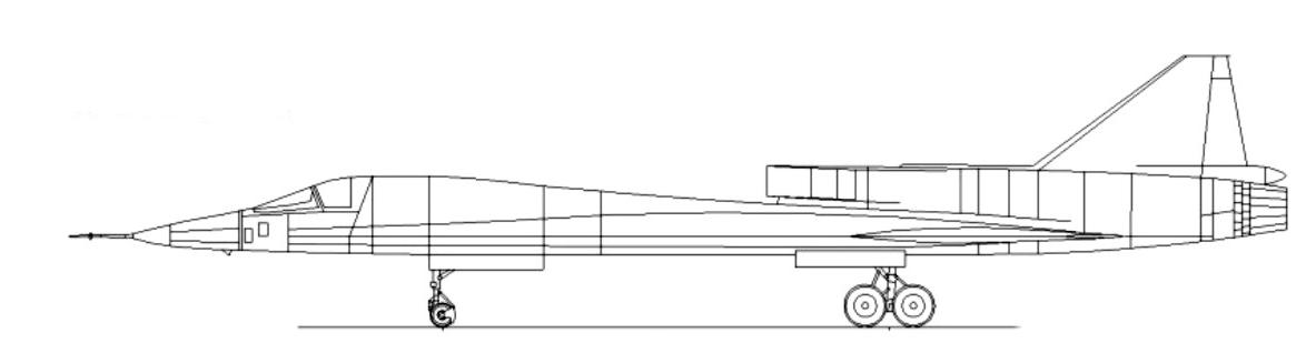 Бомбардировщик-90, объект 54, самолет Т-60 (Т-60С)
