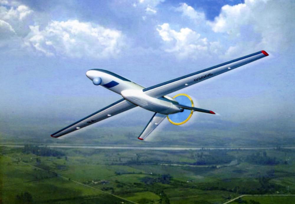 Беспилотная авиационная система БАС-62