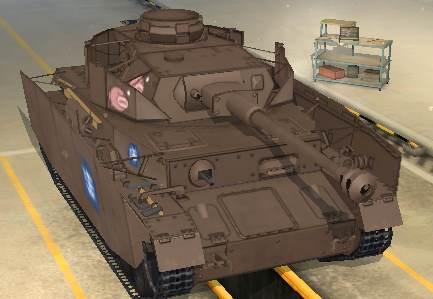 Pz Anko SP Удильщик (Panzer IV Anko Special) Wot Blitz