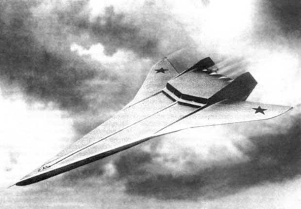 А-55, А-57 бомбардировщик-летающая лодка