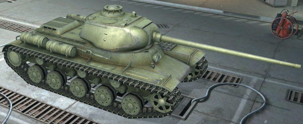 Танк КВ-13 WoT Blitz