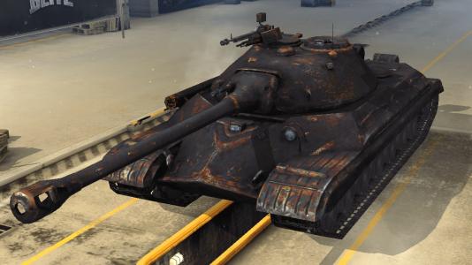 ИС-5 (объект 730) танк за 1500 голды WOT BLITZ