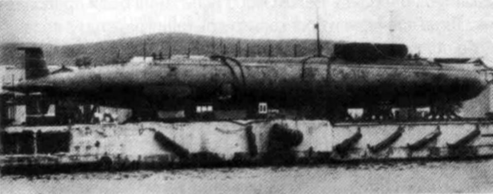 Проект 957 МЦАПЛ Кедр (Подводная Лодка)