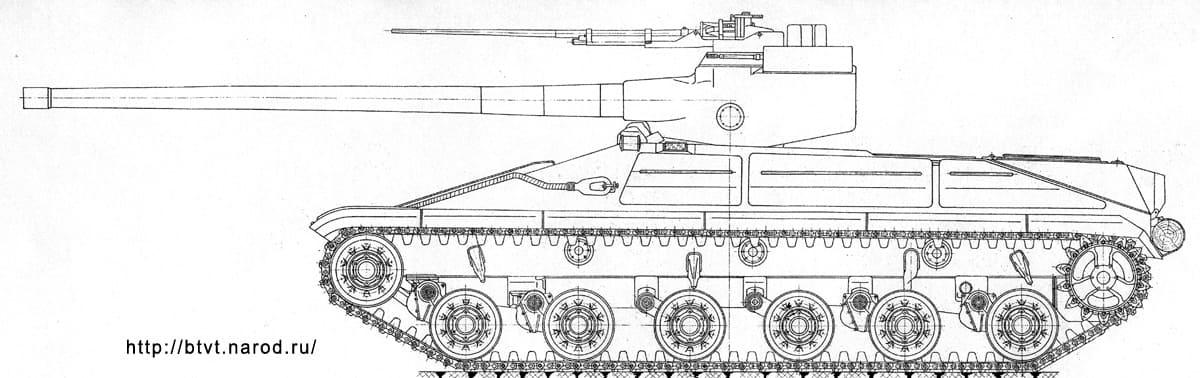 «Изделие 450» (Т-74)