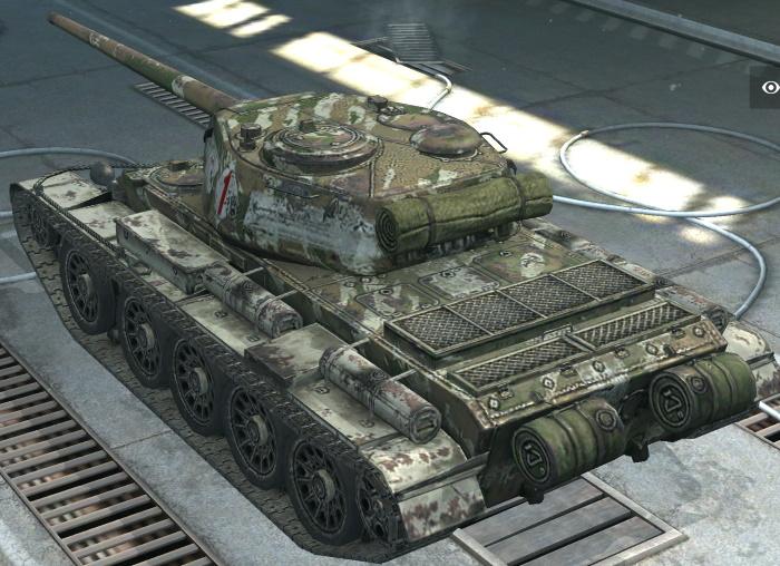 Т-54 Первый Образец BLITZ (Т-54 Обр. 1) — СТОИТ ЛИ ПОКУПАТЬ