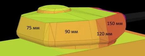 Характеристики Т-54 первый образец